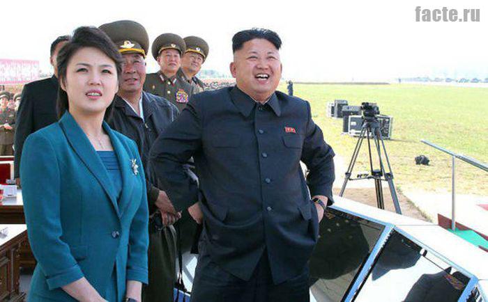 Ли Соль Чжу и Ким ЧенЫна