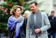 Жена Башара Асада