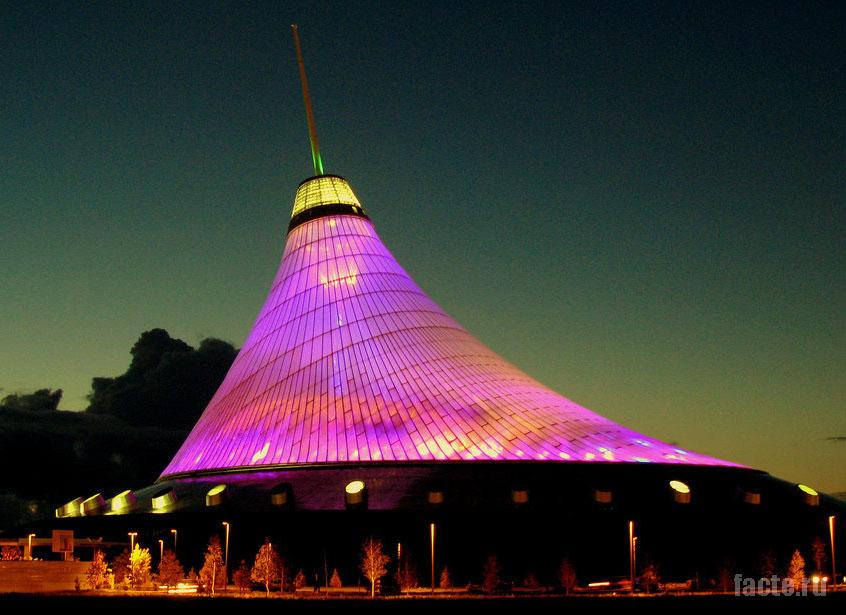 Крутые постройки благодаря фантазии архитекторов: архитектура как вид искусства