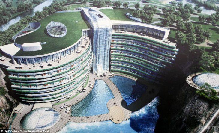 Отель Shimao Wonderland Intercontinental