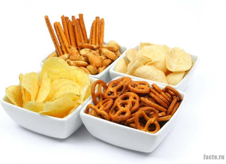 Не все вредные продукты питания так уж вредны