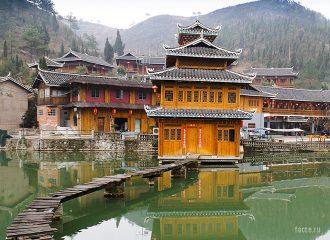 китай туризм