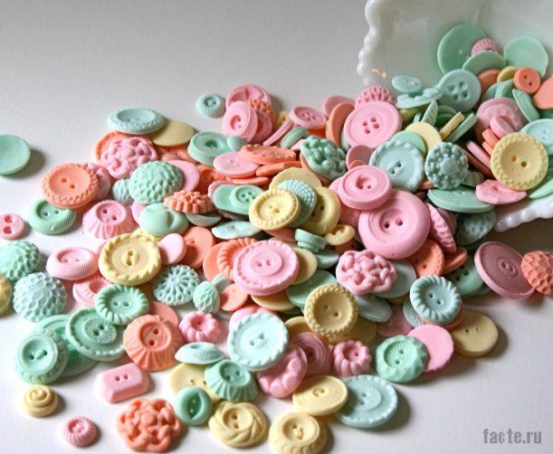 мятные конфеты