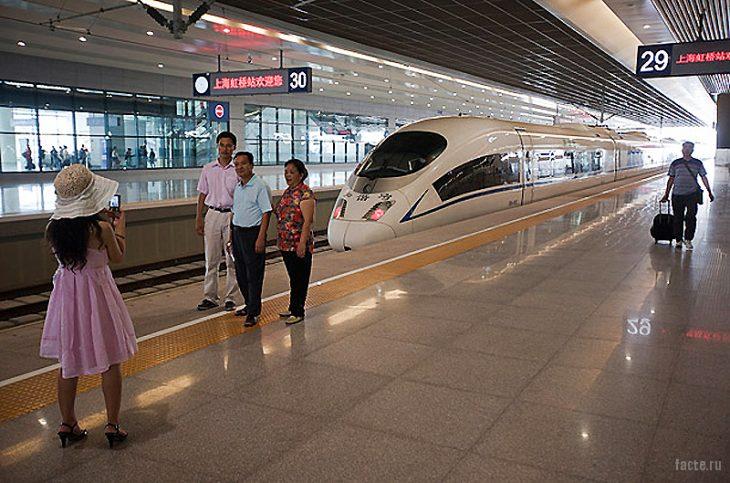 поездка в Китае