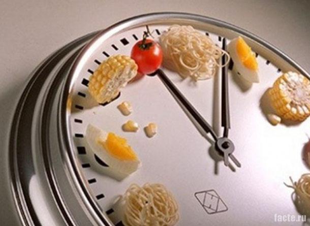 Правила приёма пищи или чего не стоит делать сразу после еды