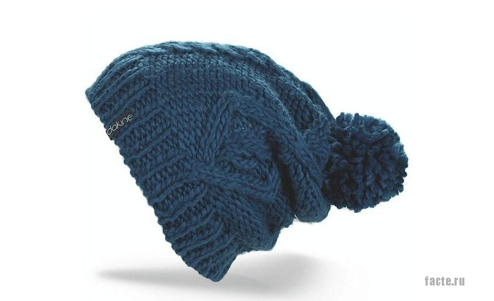 помпон на шапке
