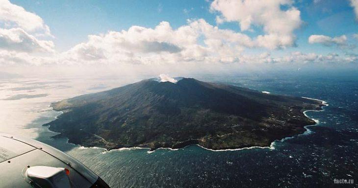 острова Миякедзима Драконьим треугольником