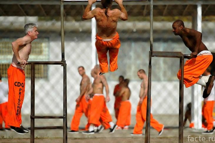 Американские заключенные