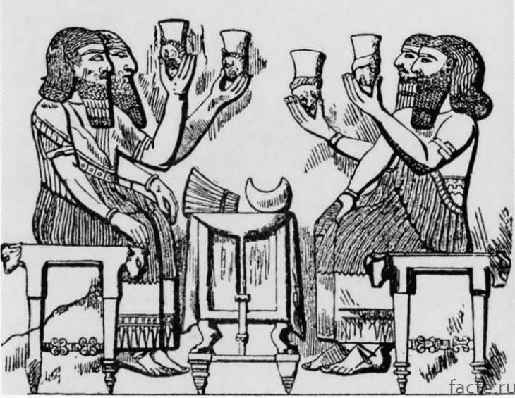 Древнее празднование