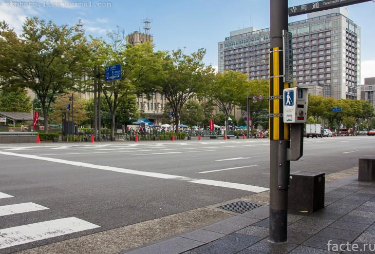 Японская улица