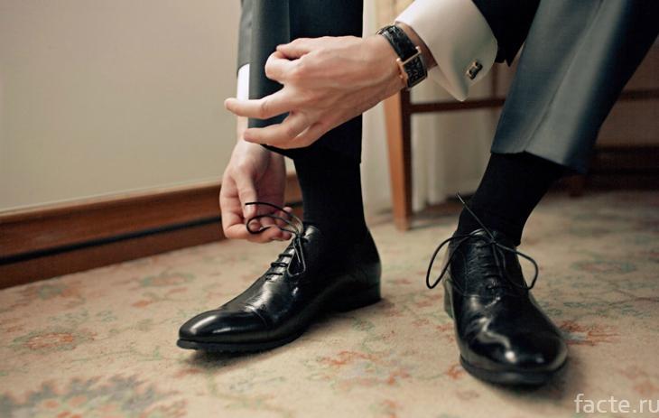 Длина носков