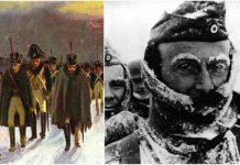 Наполеоновская и гитлеровская армии