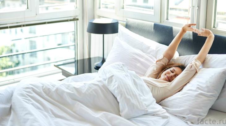 Как утром выглядеть свежей и отдохнувшей