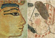Женщины на фресках