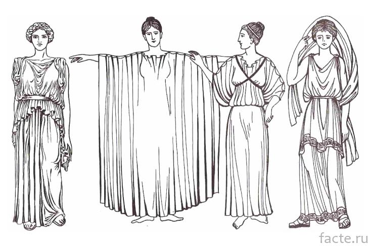 Античная одежда