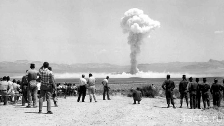 Атомный туризм