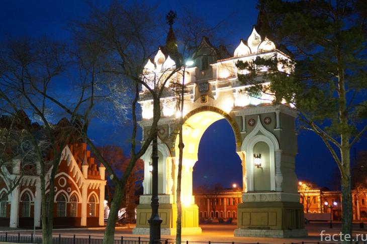 Благовещенская арка