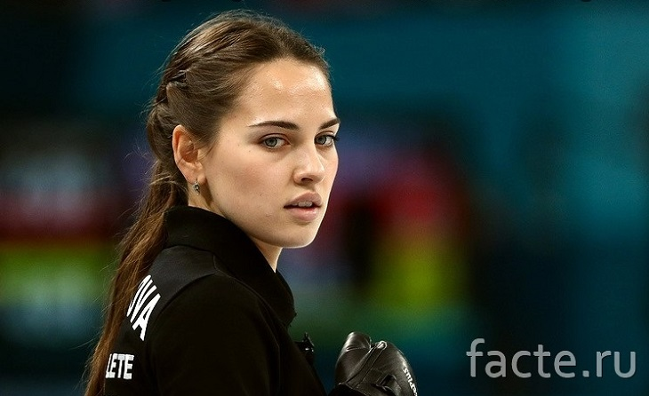 Самые красивые российские спортсменки