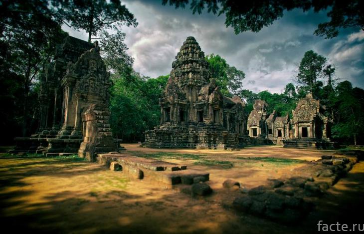 Древний Ангкор