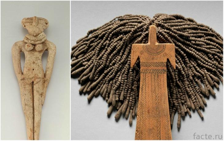 Египетские куклы