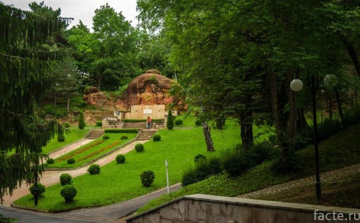 Кисловодский курортный парк