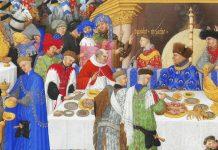 Развеиваем популярные мифы о кухне Средневековья