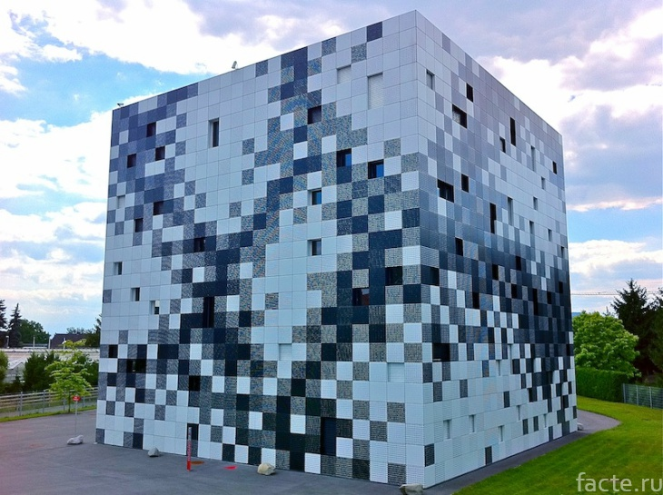 pixel_house