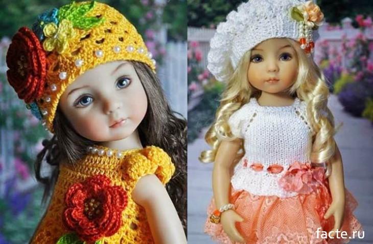 Куклы красивые