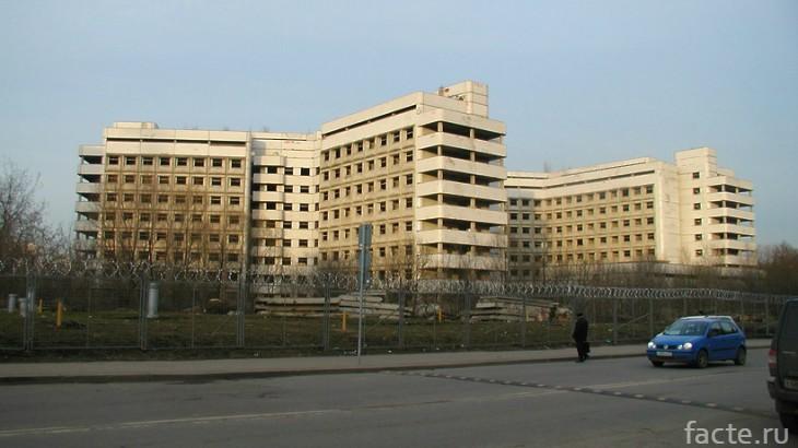 Больница в Ховрино