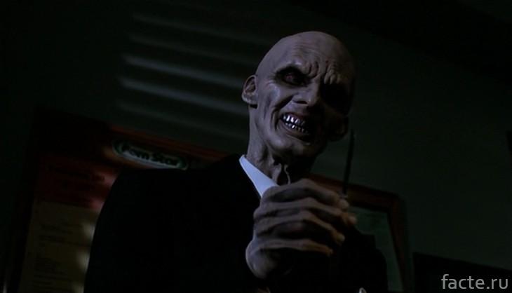 Баффи вампир
