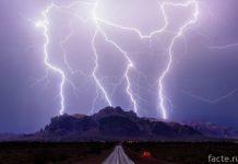 Буря над Аризоной