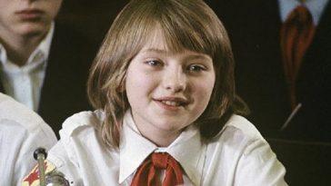 Советский «посол мира» Катя Лычёва