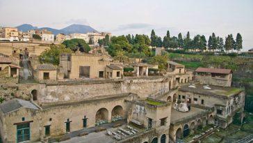 Малоизвестный сосед Помпеи – Геркуланум