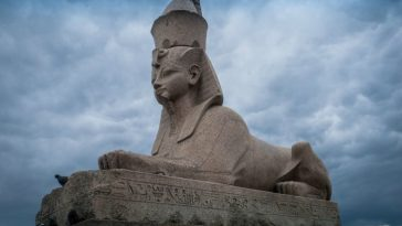 Следы Египта в Санкт-Петербурге