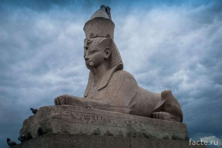 Петербург скульптура