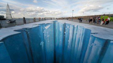 Впечатляющий стрит-арт со всего мира