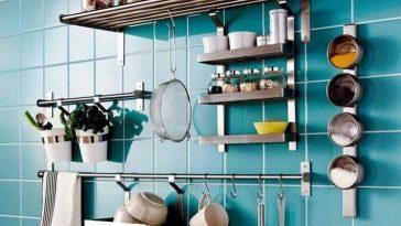 Экономим пространство, или 10 секретов для маленькой кухни