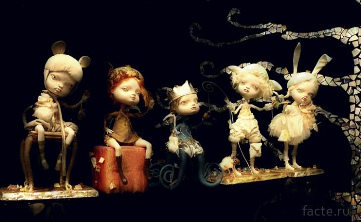 Куклы уроды