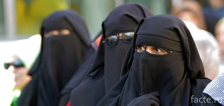 Мусульманки