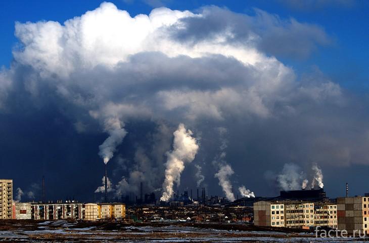 Настоящий экологический кризис, или самые загрязненные города России