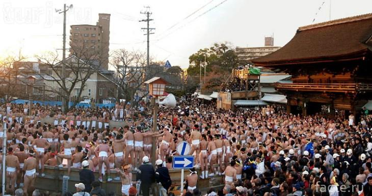 Обнаженный фестиваль