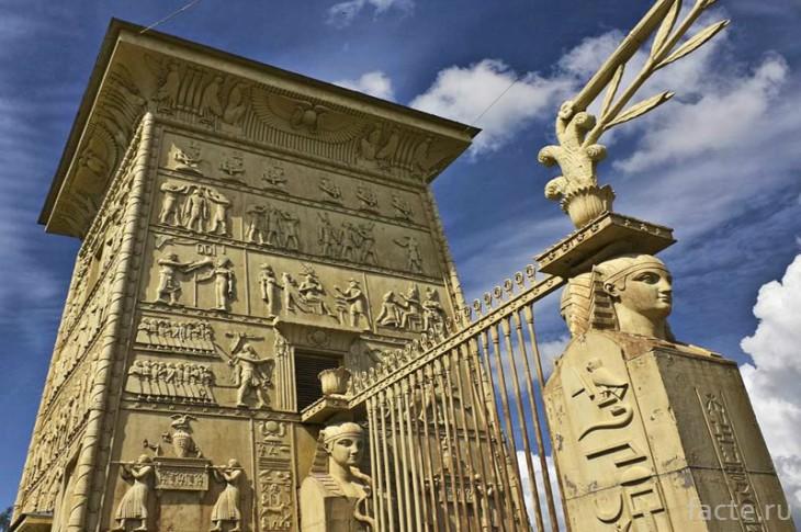 СПБ Египетские ворота