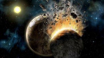 Три теории появления Луны