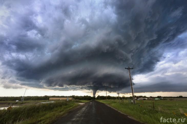Торнадо над Оклахомой