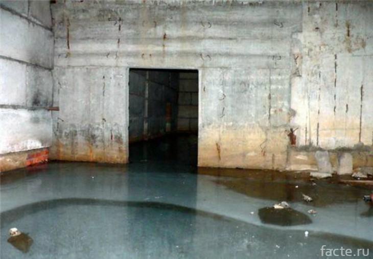 Вода в больнице