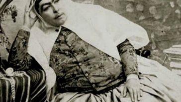 Чем усатая принцесса из Ирана покоряла мужчин?