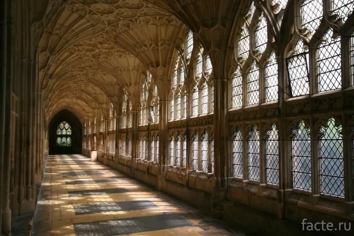 Англия, Глостерский собор
