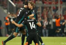 Итоги матча Бавария Реал