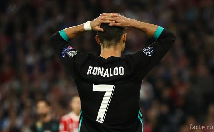 Реал обыграл Баварию, итоги 1/2 полуфинала