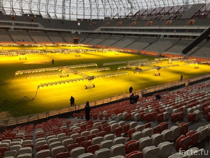 Мордовия Арена стадион